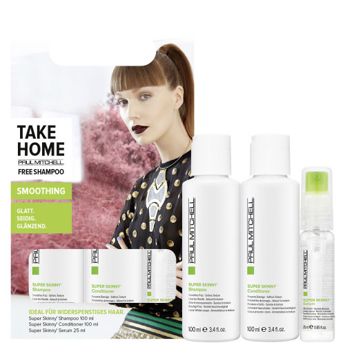 Paul Mitchell Take Home Super Skinny Set