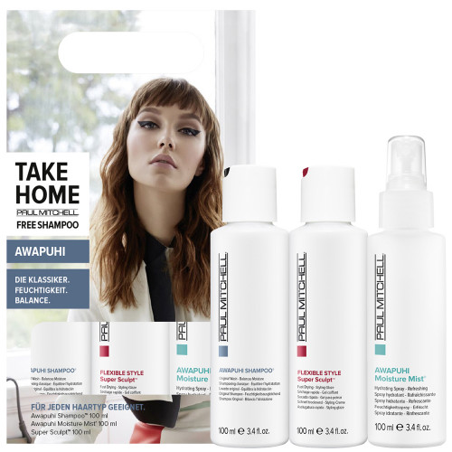 Paul Mitchell Take Home Awapuhi Set