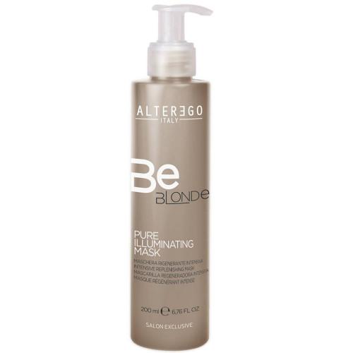 Alter Ego Be Blonde Pure Illuminating Mask 200 ml