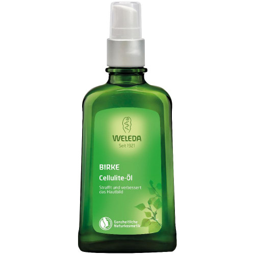 Weleda Birke Cellulite-Öl 100 ml