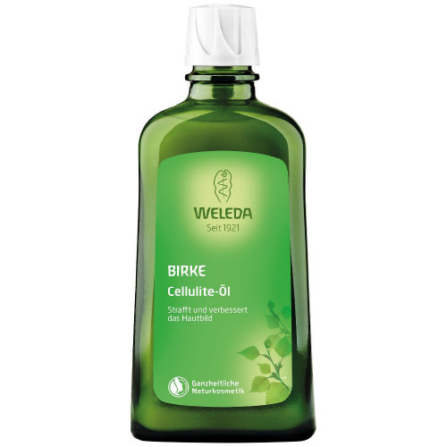 Weleda Birke Cellulite-Öl 200 ml