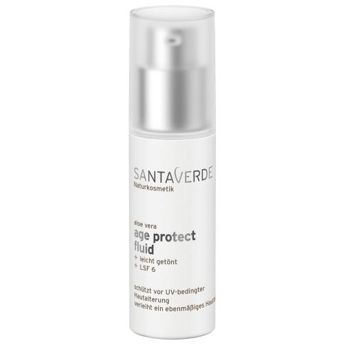 Santaverde age protect Fluid leicht getönt 30 ml
