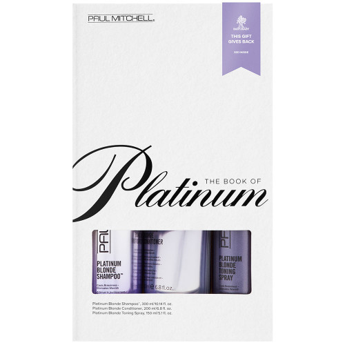 Paul Mitchell The Book Of Platinum