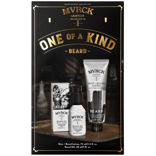 MVRCK One of a Kind Beard Gift Set