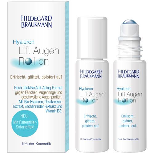 Hildegard Braukmann Hyaluron Lift Augen Roll On 10 ml