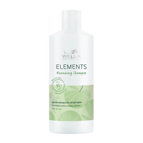 Wella Care³ Elements Renewing Shampoo 500 ml