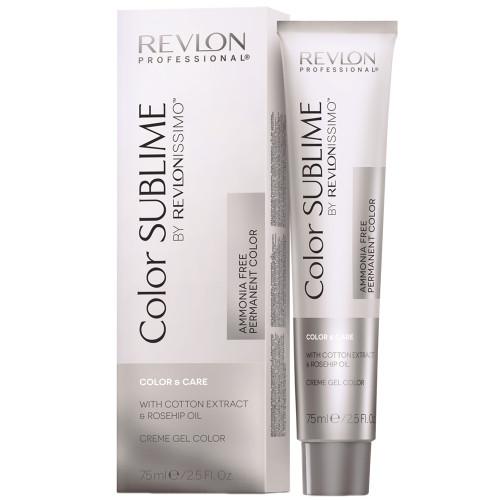 Revlon Revlonissimo Color Sublime Permanent Color 7,34 75 ml