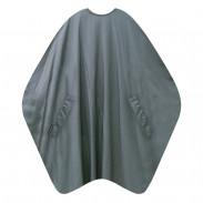Trend-Design Classic Haarschneideumhang Grau