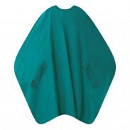 Trend-Design Classic Haarschneideumhang Smaragd