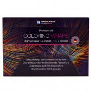 Waldschmidt Coloring-Wraps Strähnenpapier 110x160 mm