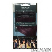 Balmain Clip Tape Extensions 15 cm Chili;Balmain Clip Tape Extensions 15 cm Chili