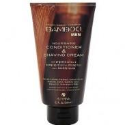 Alterna Bamboo Men Nourishing Conditioner & Shaving Cream 250 ml