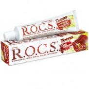 R.O.C.S. Zahncreme Teens Cola und Zitrone