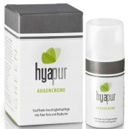 hyapur GREEN Augencreme 15 ml