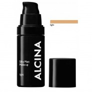Alcina Silky Matt Make-up light 30 ml