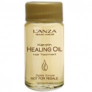 Lanza Keratin Healing Oil Hair Treatment 10 ml