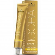 Schwarzkopf Igora Royal Absolutes Age Blend 6-580 Dunkelblond Gold Rot 60 ml