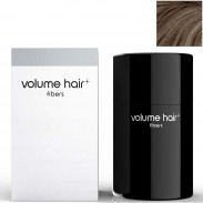 Volume Hair Fibers Mittelbraun 12 g