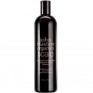 john masters organics Spearmint & Meadowsweet Scalp Stimulating Shampoo 473 ml