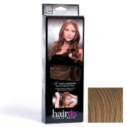 Hairdo Haarteil Clip in Wavy Extension R14 Buttered Toast 55 cm