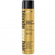 sexyhair BLONDE Bombshell Shampoo 300ml