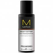 Paul Mitchell Mitch Heavy Hitter Deep Cleansing Shampoo 50 ml