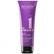 Revlon Be Fabulous Step 1 Recovery Open Cuticle Shampoo 250 ml