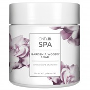 CND Spa Gardenia Woods Soak 410 ml