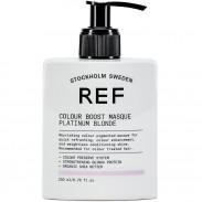 REF. Color Boost Masque Platinum Blonde 200 ml