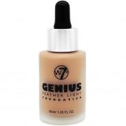 W7 Cosmetics Genius Foundation Natural Tan 30 ml