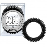 Invisibobble Slim True Black 3er-Set