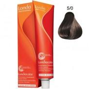 Londa Demi-Permanent Color Creme 5/0 Hellbraun 60 ml
