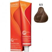 Londa Demi-Permanent Color Creme 6/3 Dunkelblond Gold 60 ml