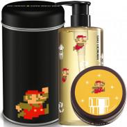 shu uemura Super Mario Set Shampoo & Wax