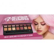 W7 Cosmetics Delicious Eye Colour Palette 11,2 g
