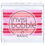 Invisibobble Basic Jelly Twist 10er Sets