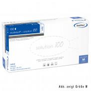 MaiMed Solution 100 Nitril 100 Stück Weiß Gr. XL