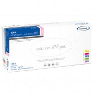 MaiMed Solution 100 Nitril 100 Stück Pink Gr. L