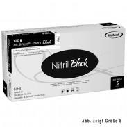 MaiMed Nitril Black 100 Stück Gr. L