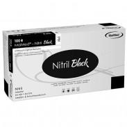 MaiMed Nitril Black 100 Stück Gr. XL
