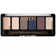 ASTOR EyeArtist Luxury Eye Shadow Palette Style Is Eternal