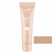 ASTOR Mattitude Foundation Golden Beige 30 ml