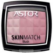 ASTOR SkinMatch Trio Blush Peachy Coral