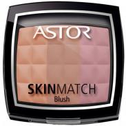 ASTOR SkinMatch Trio Blush Berry Brown