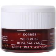 Korres Wild Rose Tagescreme für strahlenden Teint und erste Falten - normale bis Mischhaut 40 ml