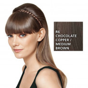 Hairdo French Braid Band R6/30H Chocolate Copper
