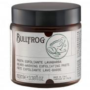 Bullfrog Beard-washing Exfoliating Paste 100ml