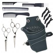 Ritter Scissors Scherenset 5,5 Zoll Hagel Edition Black