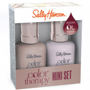 Sally Hansen Color Therapy 200 Powder Room + 230 Sheer Nirvana Duo Set
