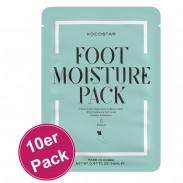 Kocostar Foot Moisture Pack 10er Pack